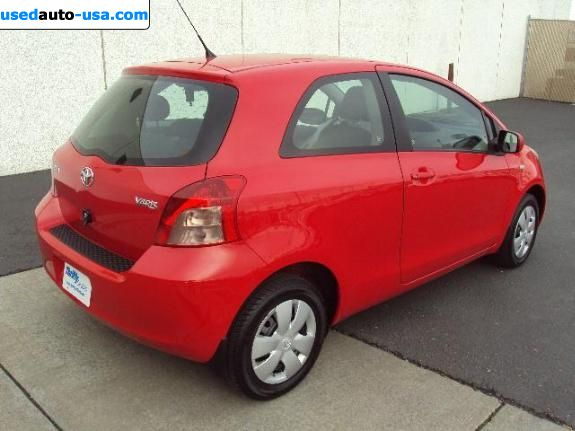 for sale 2008 passenger car toyota yaris kennewick insurance rate quote price 9988. Black Bedroom Furniture Sets. Home Design Ideas