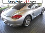 Car Market in USA - For Sale 2009  Porsche S